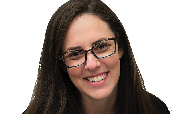 "CAJE's Carly Orshan: ""Bringing a Jewish component"" to life coaching."