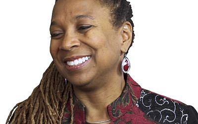 Kimberlé Crenshaw, who coined the term intersectionality.
