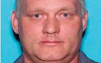 Robert Bowers, the suspect in the Tree of Life Synagogue massacre. Pennsylvania Department of Transportation via JNS.org