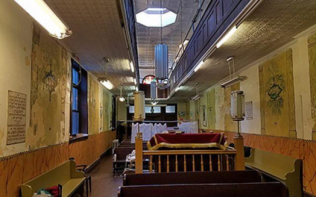 The Stanton Street sanctuary. Courtesy of Jeff Katz