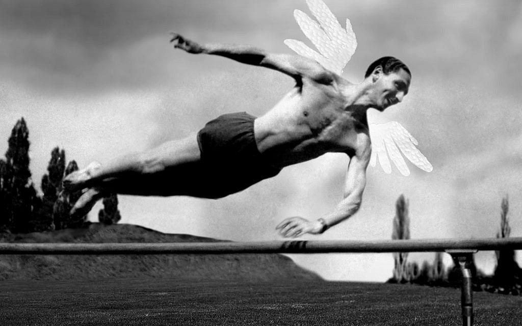 Gay Jewish athlete Fredy Hirsch