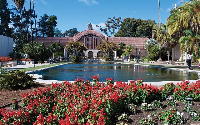 Balboa Park, the century-old jewel at the heart  of San Diego. Wikimedia Commons