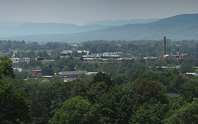 Blacksburg, Virginia. Wikimedia Commons