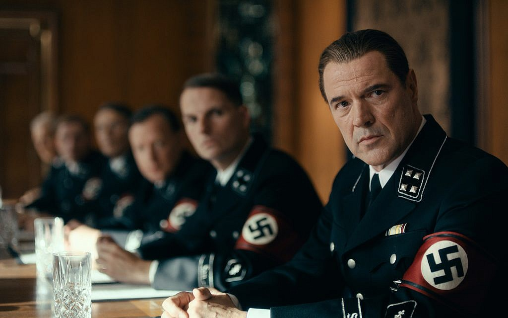 Sebastian Koch as Professor Carl Seeband, a Nazi who hopes his past doesn't catch up with him. Courtesy of Sony Pictures Classics