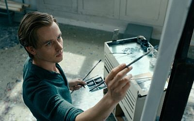 """Tom Schilling stars as Kurt Barnert in """"Never Look Away."""" Courtesy of Sony Pictures Classics"""