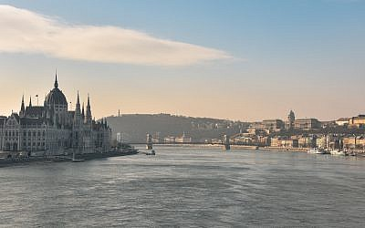 View on the Danube