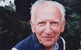 Tibor Baranski. Steve Lipman/JW