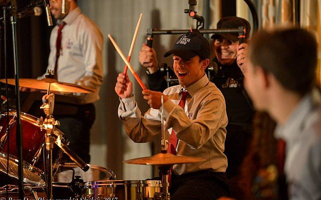 The Shalva Band. Photos courtesy of http://shalva.band/