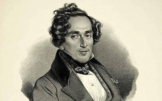 """Giacomo Meyerbeer, was a target of Richard Wagner's anti-Semitic rants. The Amore Opera Company will perform his comic opera, """"Dinorah,"""" which hasn't been performed here since 1926."""