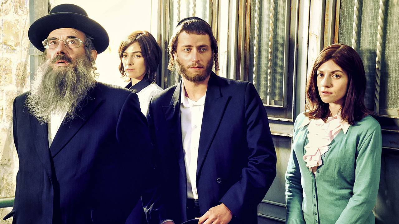 Shtisel' Star Michael Aloni On How He Prepared To Play A Charedi On