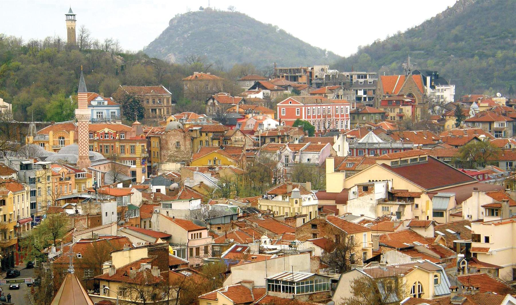 In Plovdiv, Bulgaria, Culture Amid The Cobblestones | Jewish Week