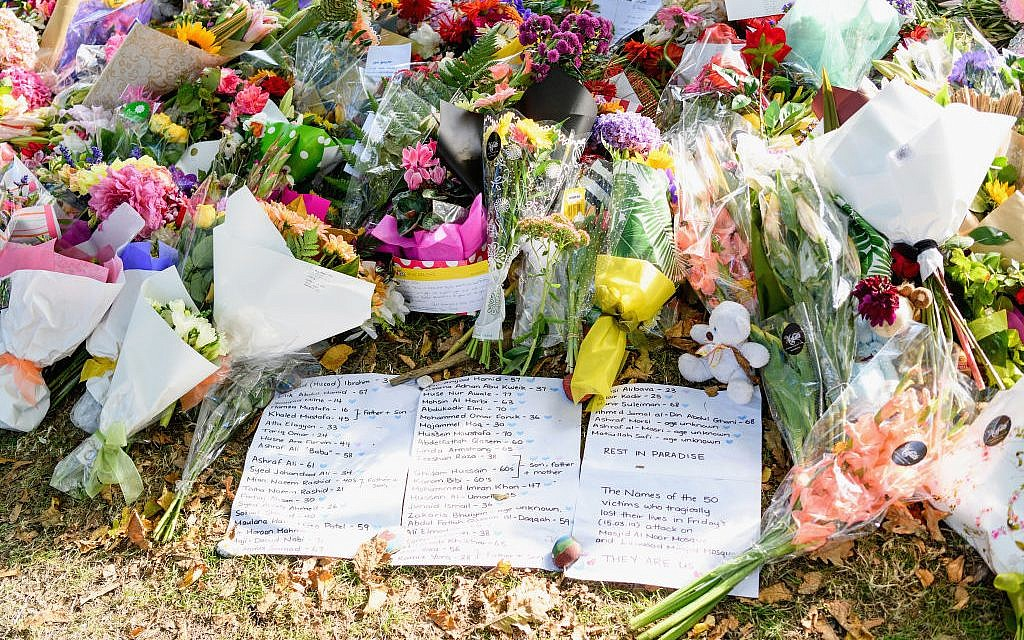 Tree Of Life Synagogue Raises $40k For Families Of Christchurch Victims