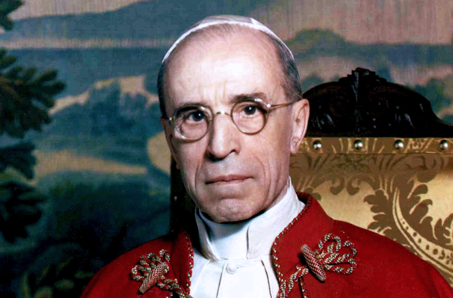 Pope To Meet With Autistic Kids To End >> Vatican Will Open Secret Archive On Holocaust Era Pope Pius Xii