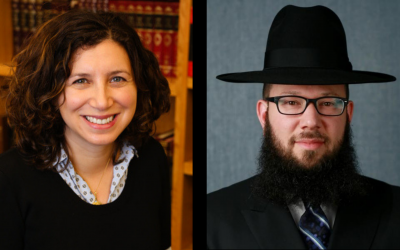 Courtesy of Rabba Wendy Amsellem and Rabbi Mike Moskowitz