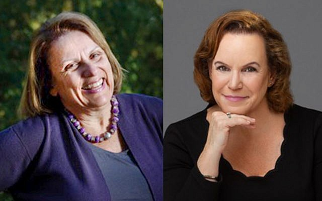 Naomi K. Eisenberger (left) and Jamie Allen Black (right)