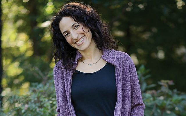 "Rachel Kadish is a finalist in the Sami Rohr Prize for her novel ""The Weight of Ink."" Rachelkadish.com"