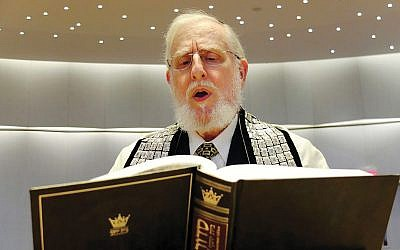 """Cantor Goffin was remembered this week by Lincoln Square's rabbi, Shaul Robinson, as """"the glue that held our synagogue together."""""""