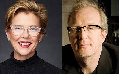 """Annette Bening,  left, and Tracy Letts star in """"All My Sons."""" Bening credit: Jon Rou Letts credit: Jim Luning"""