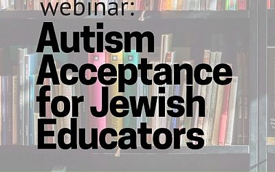 Autism Acceptance Webinar. Courtesy of Matan