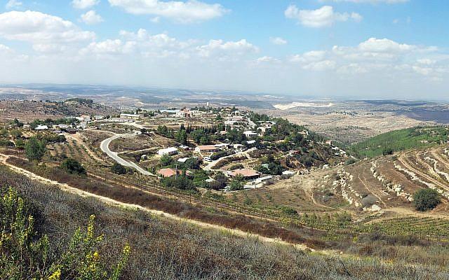 """Bat Ayin, Gush Etzion"" Wikimedia Commons"