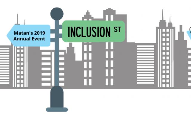 Inclusion. Courtesy of Matan