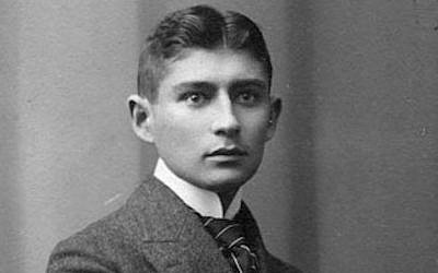 After his death in 1924, Franz Kafka's works were entrusted to his friend Max Brod. JTA