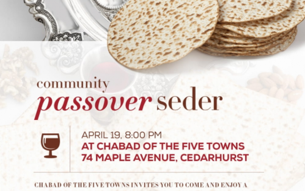 Communal Family Passover Seder | Jewish Week
