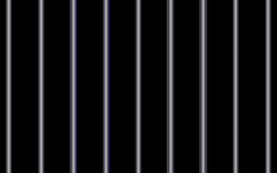 Stock image, prison bars. Pxhere.com