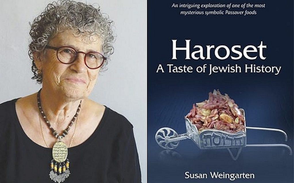 Susan Weingarten explores the development of this seder tradition. Courtesy