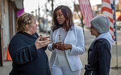 Farah Louis, former staffer for newly minted Public Advocate Jumaane Williams, was backed by Jewish leaders, despite a retweet calling Jews annoying. via FarahLouis.com
