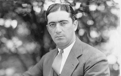 Moe Berg, a ballplayer turned James Bond-like spy, was mysterious and courageous but ask him and he'd put a finger to his lips: Spies and gentlemen don't talk.  Courtesy of Irwin Berg