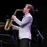 Saxophonist Uri Gurvich's world of jazz at The Stone. Via YouTube
