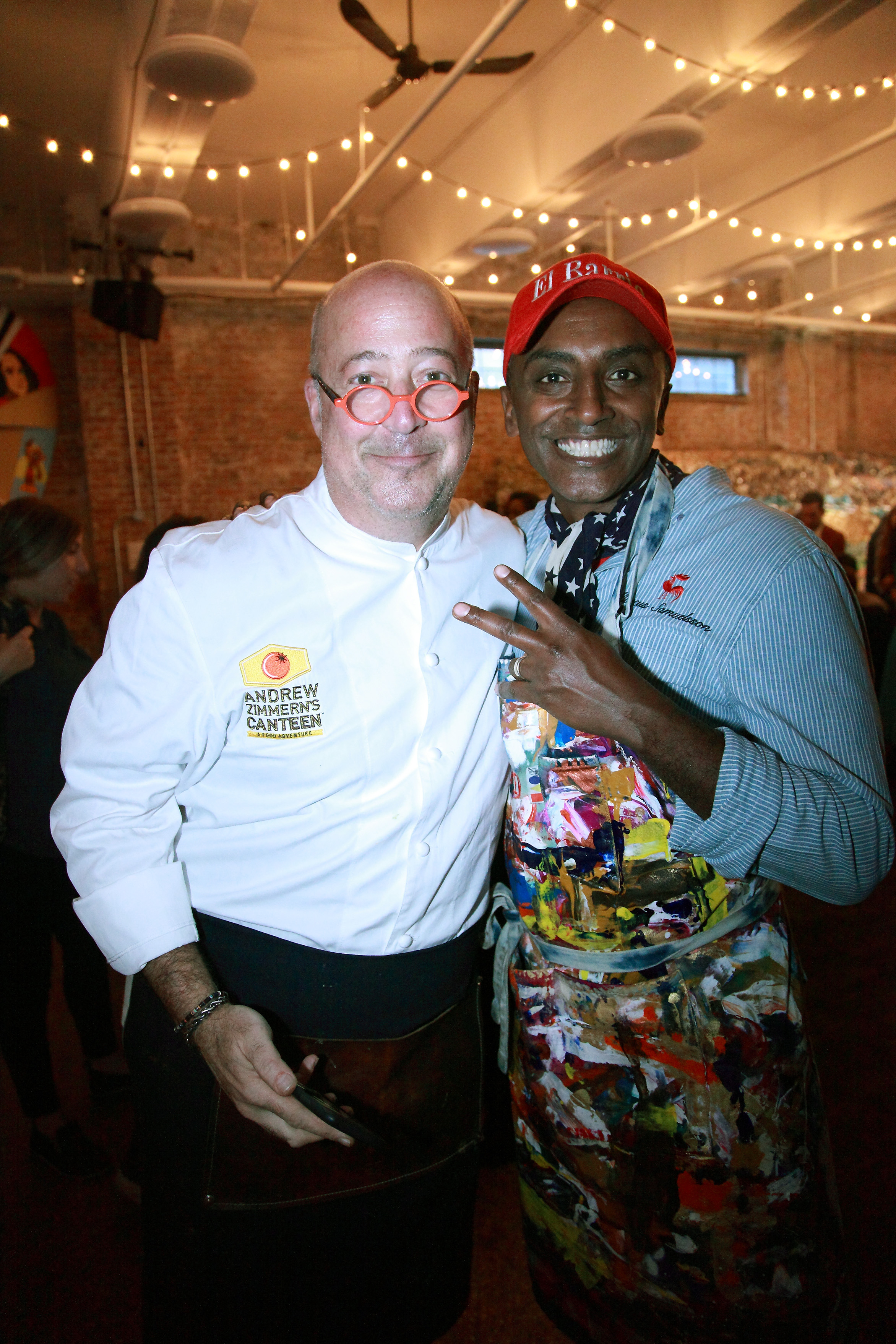 Breaking Bread With Celebrity Chefs At Harlem Food