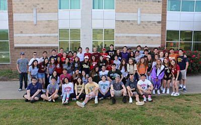 The Weber School's graduating class of 2019. (Tiffany Klang/The Weber School)