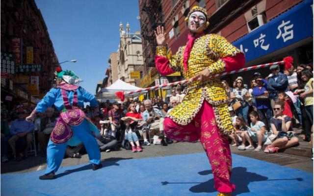Eldridge Street Museum's annual cross-cultural festival takes place Sunday, June 16, 12-4 p.m.