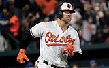 Toughing it out: Chris Davis, the slugger in the depths of a long slump, has become a symbol of the Baltimore Orioles' record-setting ineptitude. Flickr