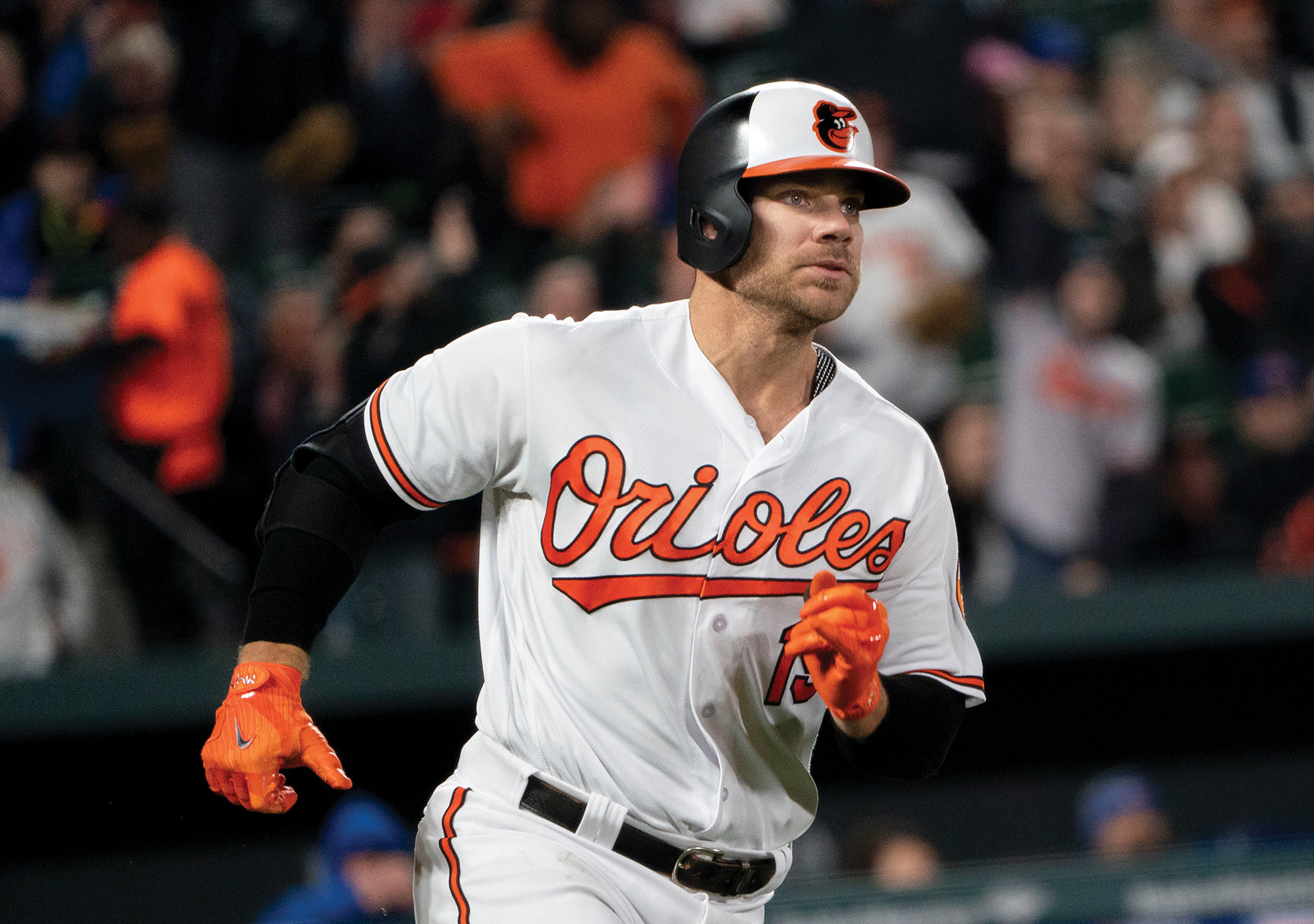 For An Oriole Fan, It's 'The Oys Of Summer'   Jewish Week
