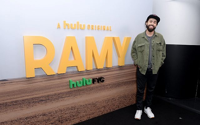 """Ramy Youssef attends the Hulu """"Ramy"""" FYC event. Getty Images"""