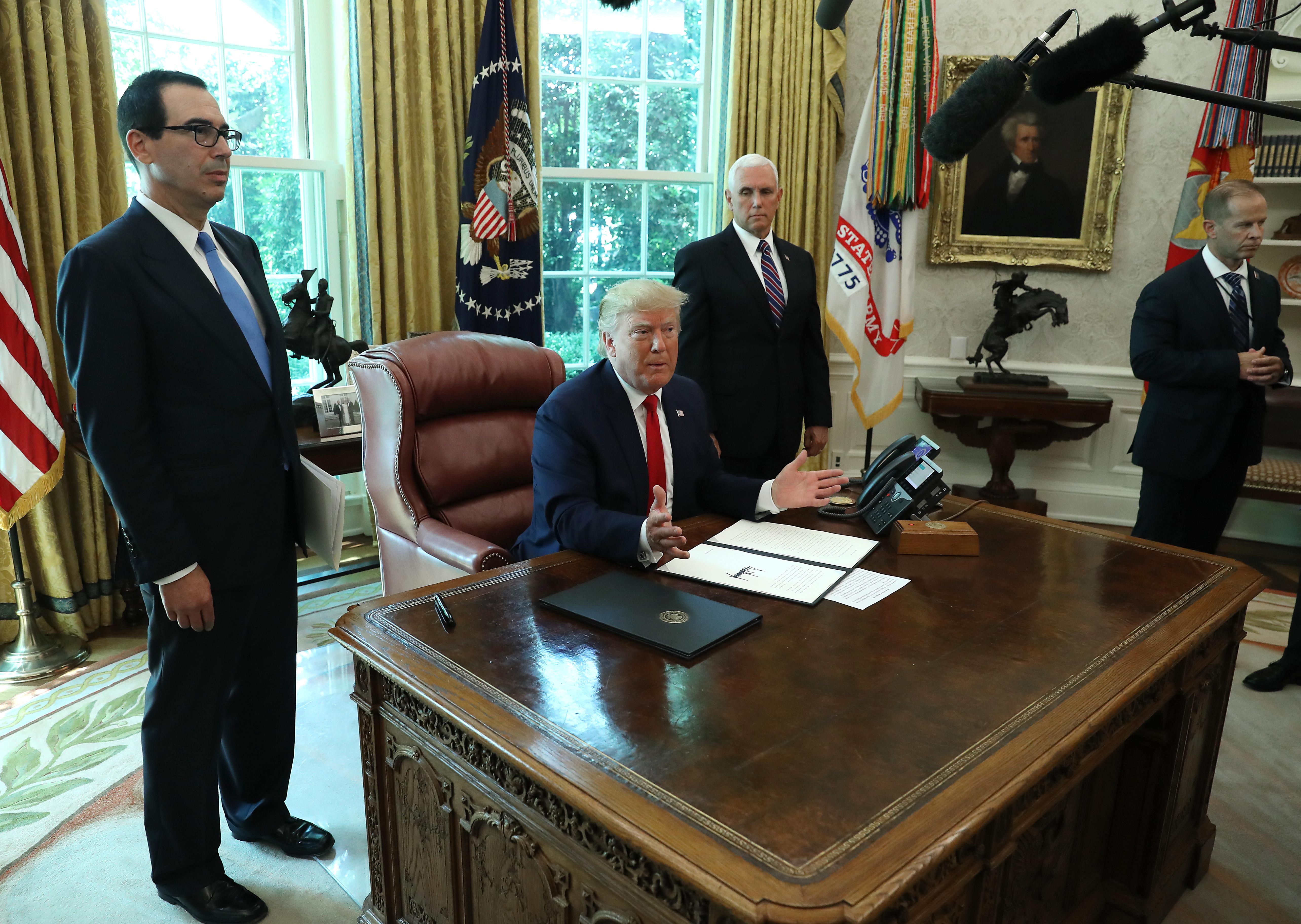 On Iran, Kushner Plan, Trump Throws Israel A Curve | Jewish Week