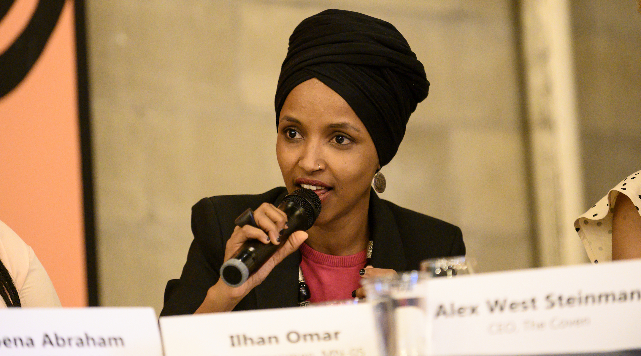 Ilhan Omar Is Joining Newly Formed Black-Jewish ... Ilhan Omar Minnesota
