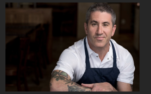 Michael Solomonov is recognized as one of the best chefs in the country Photo Credit: Steve Legato