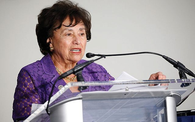 Rep. Nita Lowey of Westchester chairs the House Appropriations Committee. Getty Images