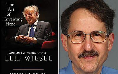 Howard Reich, the Wiesel  whisperer.