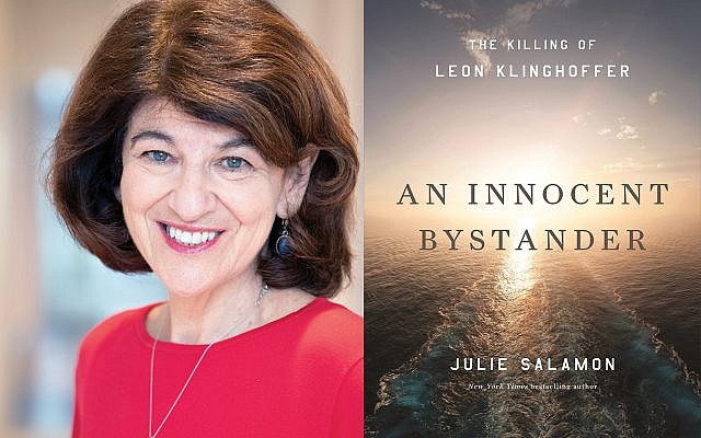 "Julie Salamon's ""An Innocent Bystander"" paints a textured picture of the fatal terrorist hijacking of the Achille Lauro in 1985. Sara Krulwich"