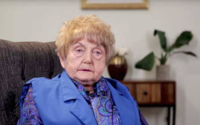Eva Kor, who survived the twin experiments of Josef Mengele at Auschwitz, preached forgiveness. (via JTA)