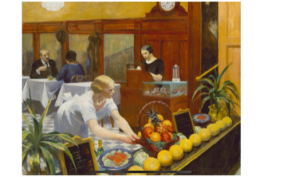 Courtesy of WikiArt: Edward Hopper