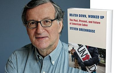 Union numbers are down, but unions are flexing their muscles in some states, Greenhouse contends in new book. Michael Lionstar