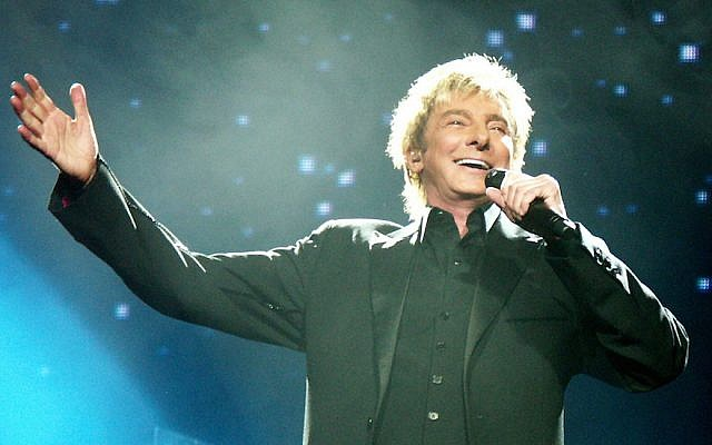 "Barry Manilow reportedly wants to take ""Harmony"" to Broadway. (Wikimedia Commons/via JTA)"