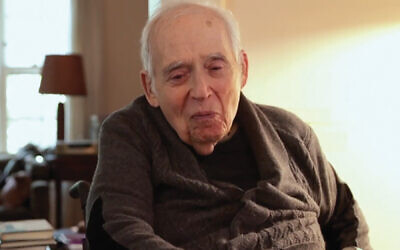 Harold Bloom spoke with the Yiddish Book Center weeks before his death. Yiddish Book Center