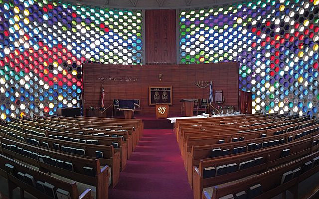 Temple Emanu-El in East Meadow